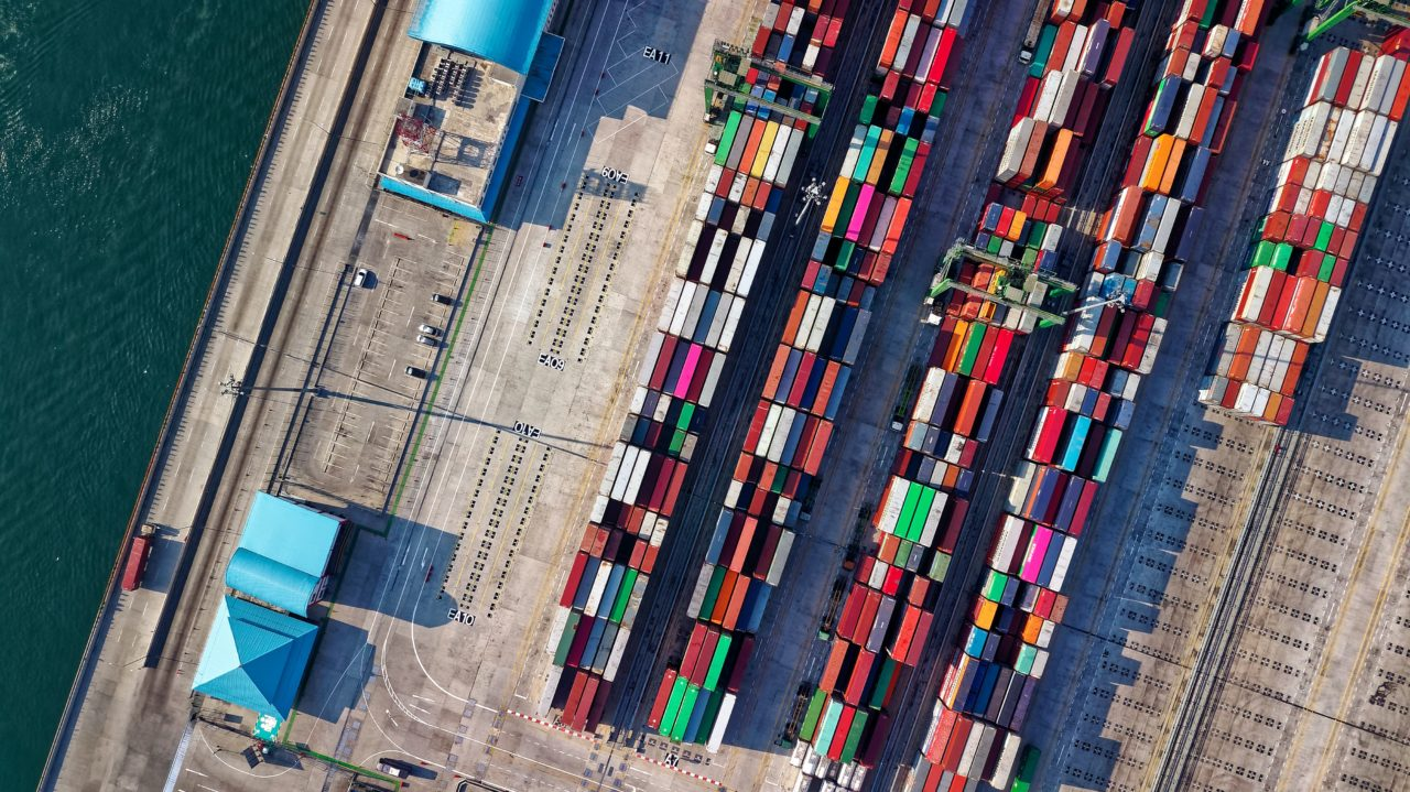 Sharing shipment data with insurers for risk management