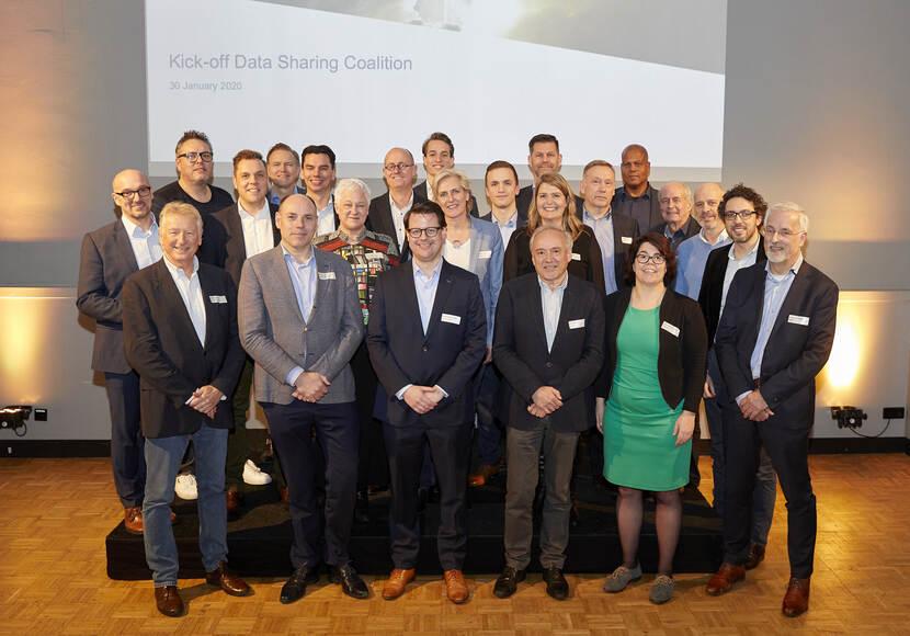 Launch Data Sharing Coalition